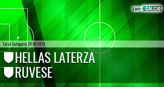 Hellas Laterza - Ruvese