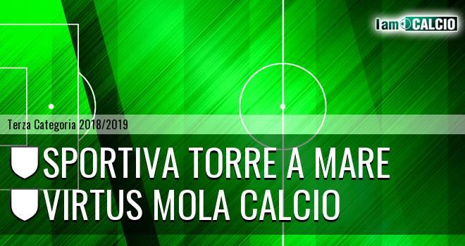 Sportiva Torre a Mare - Virtus Mola Calcio