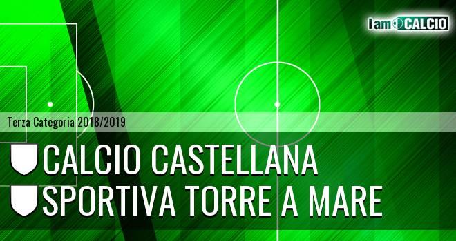 Calcio Castellana - Sportiva Torre a Mare