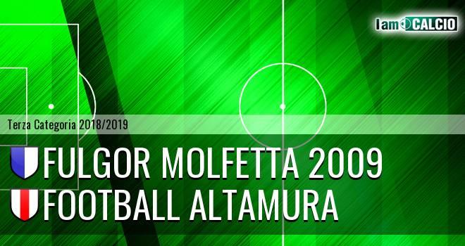 Fulgor Molfetta 2009 - Football Altamura