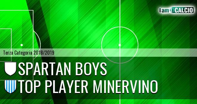 Spartan Boys - Top Player Minervino