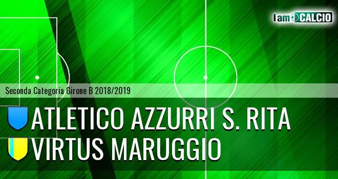 Atletico Azzurri S. Rita - Virtus Maruggio