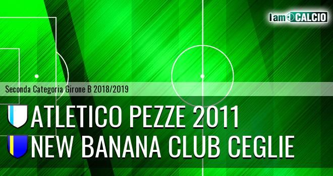 Atletico Pezze 2011 - New Banana Club Ceglie