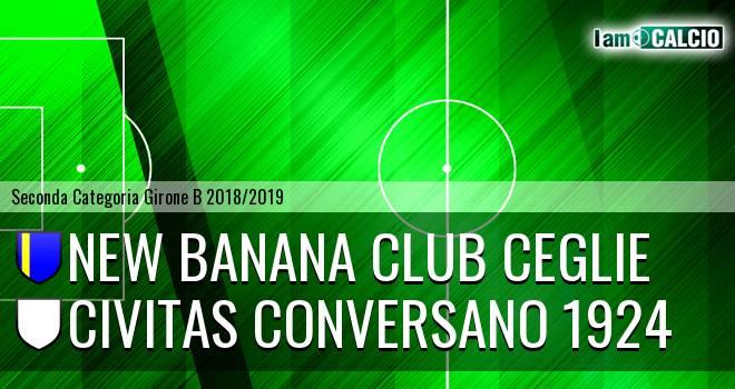 New Banana Club Ceglie - Civitas Conversano 1924