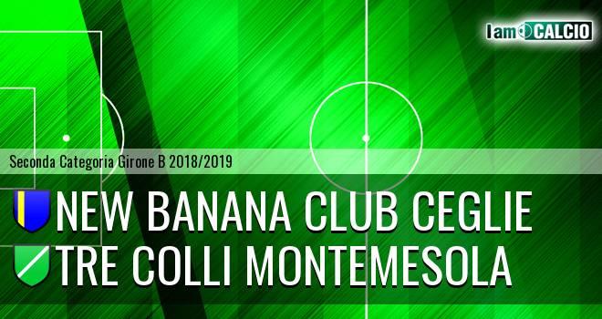 New Banana Club Ceglie - Tre Colli