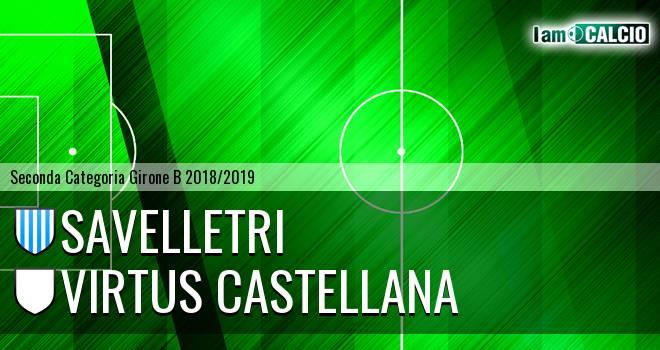 Savelletri - Virtus Castellana