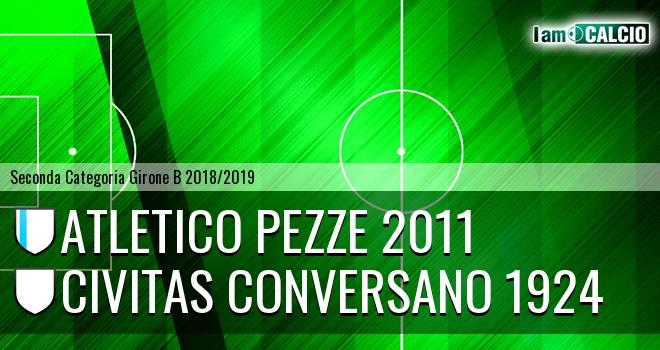 Atletico Pezze 2011 - Civitas Conversano 1924