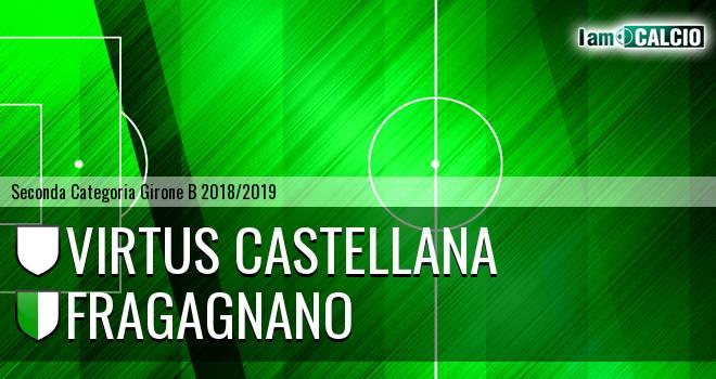 Virtus Castellana - Fragagnano
