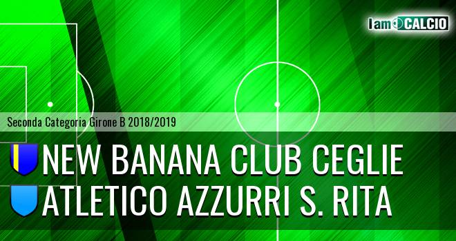 New Banana Club Ceglie - Atletico Azzurri S. Rita