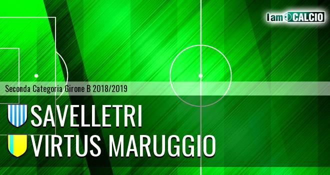 Savelletri - Virtus Maruggio