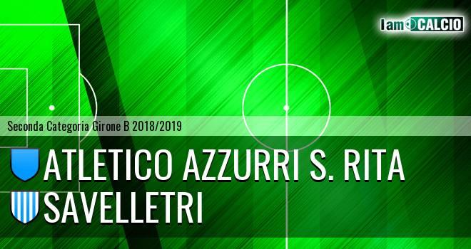 Atletico Azzurri S. Rita - Savelletri