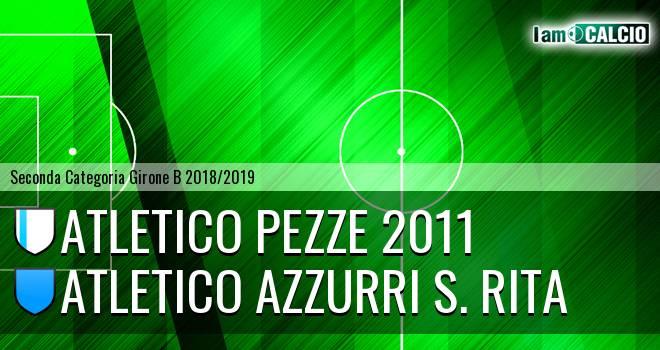 Atletico Pezze 2011 - Atletico Azzurri S. Rita