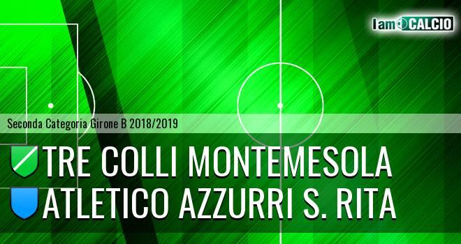 Tre Colli - Atletico Azzurri S. Rita