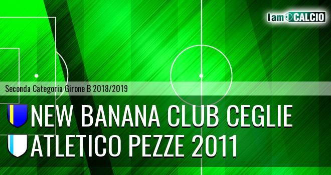 New Banana Club Ceglie - Atletico Pezze 2011