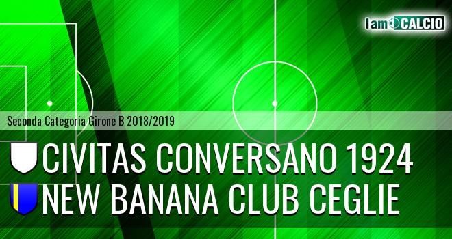 Civitas Conversano 1924 - New Banana Club Ceglie