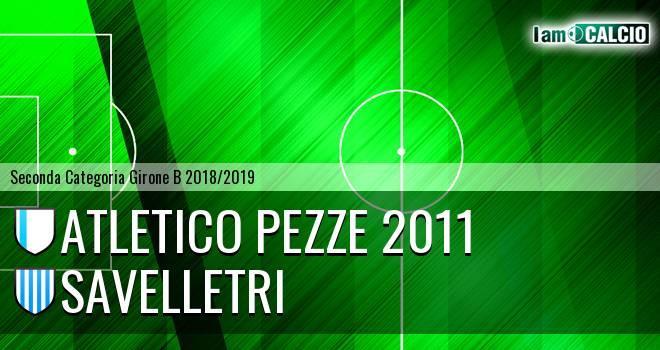 Atletico Pezze 2011 - Savelletri