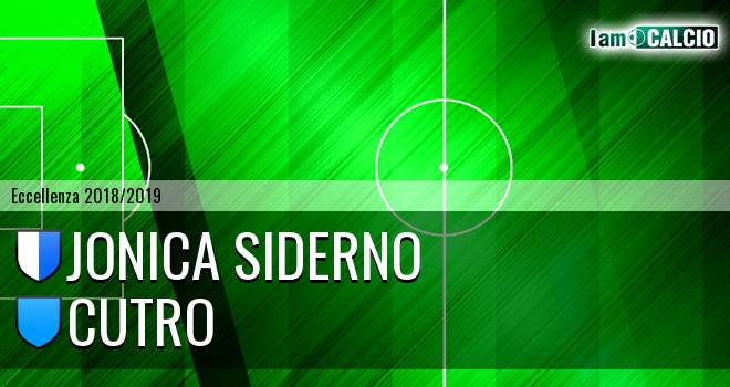Jonica Siderno - Cutro