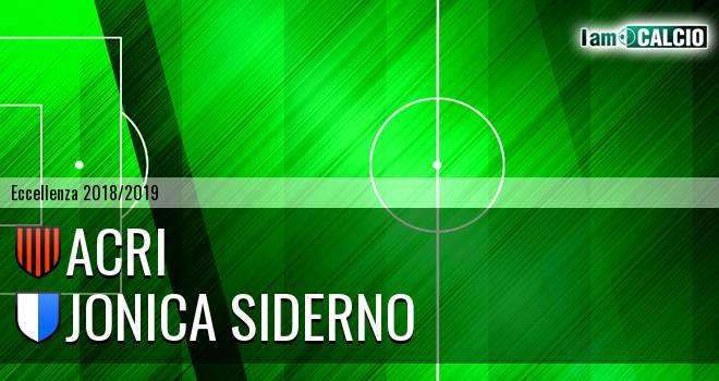 Acri - Jonica Siderno