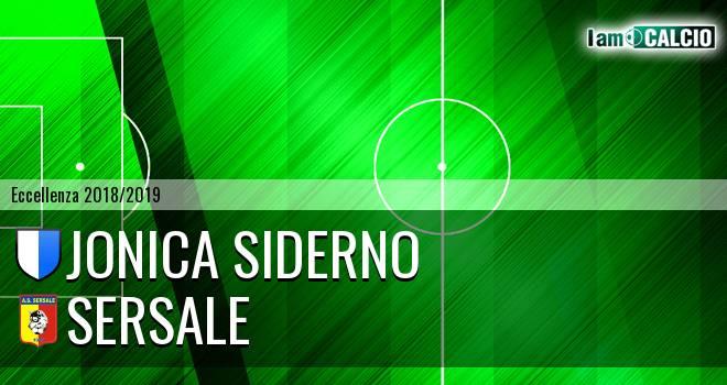 Jonica Siderno - Sersale