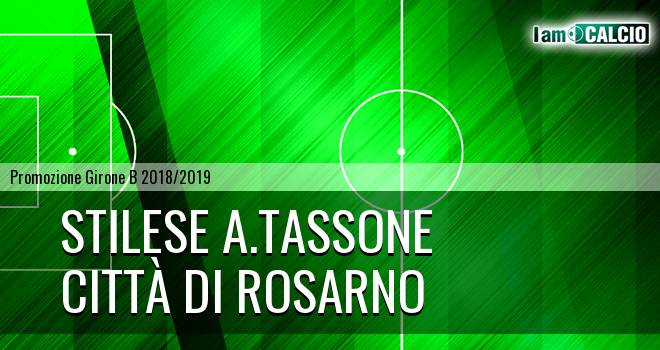 Stilese A. Tassone - Città di Rosarno