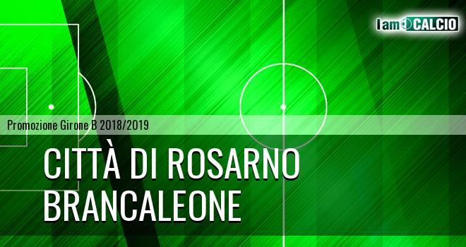 Città di Rosarno - Brancaleone