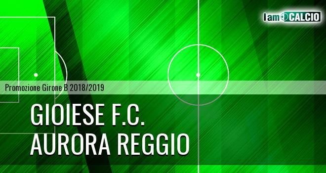 Gioiese - Aurora Reggio