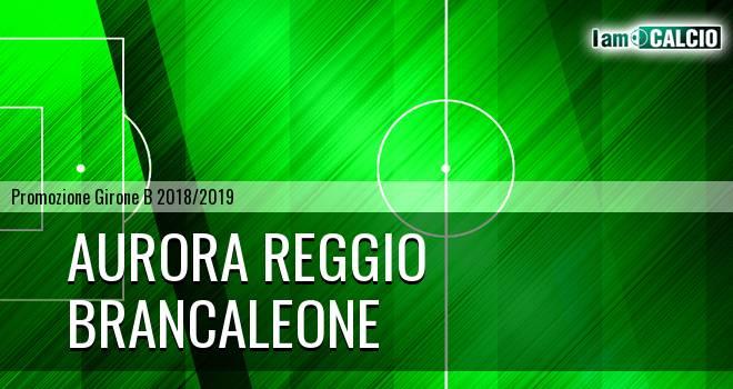 Aurora Reggio - Brancaleone