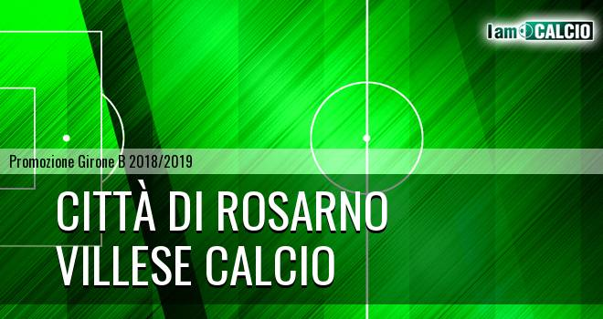 Città di Rosarno - Villese Academy