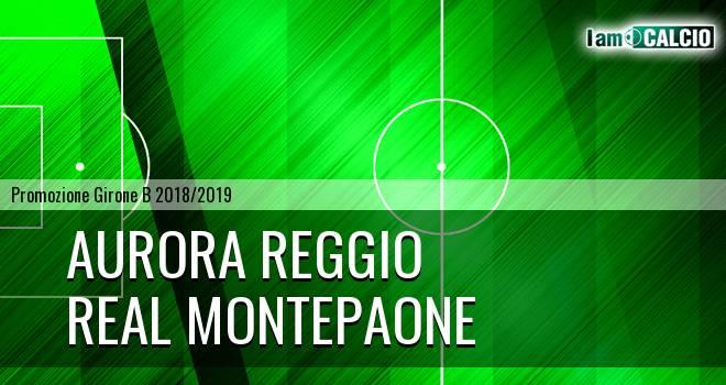 Aurora Reggio - Real Montepaone