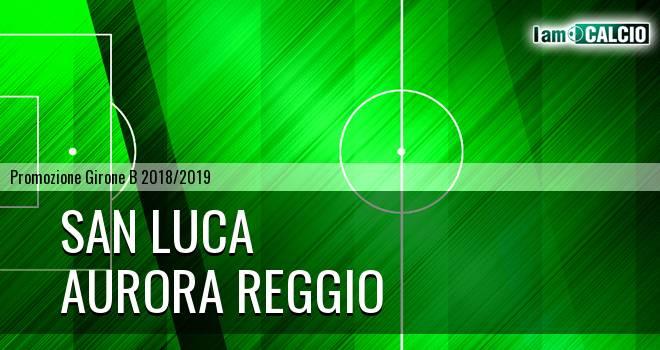 San Luca - Aurora Reggio