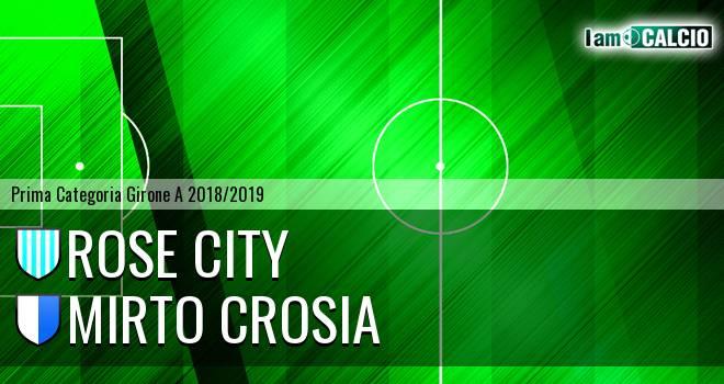 Rose City - Mirto Crosia