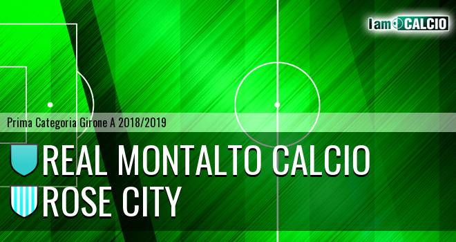 Real Montalto Calcio - Rose City