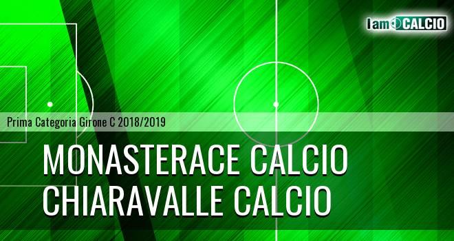 Monasterace Calcio - Chiaravalle Calcio