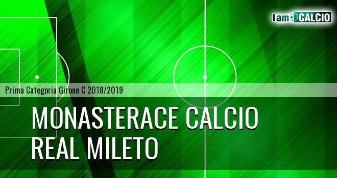 Monasterace Calcio - Real Mileto