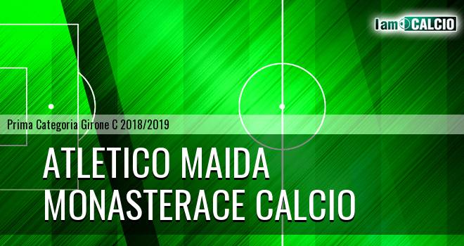 Atletico Maida - Monasterace Calcio