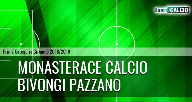 Monasterace Calcio - Bivongi Pazzano