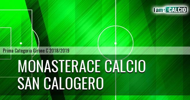 Monasterace Calcio - San Calogero