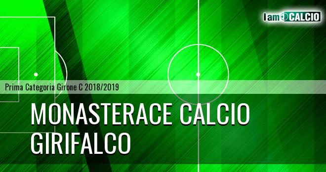 Monasterace Calcio - Girifalco