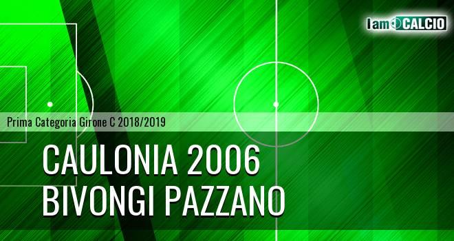 Caulonia 2006 - Bivongi Pazzano