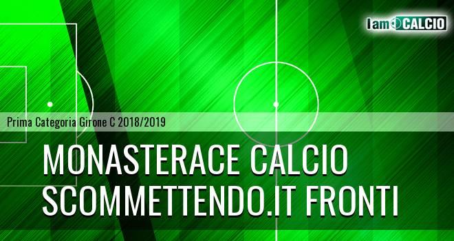 Monasterace Calcio - Scommettendo.it Fronti
