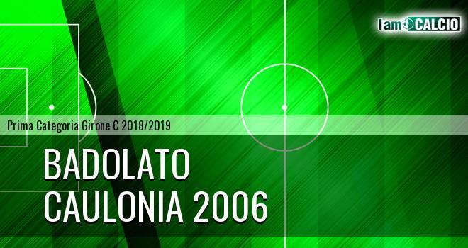 Badolato - Caulonia 2006