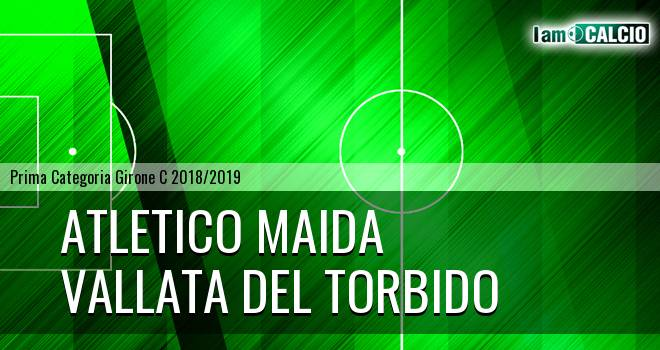 Atletico Maida - Vallata Del Torbido