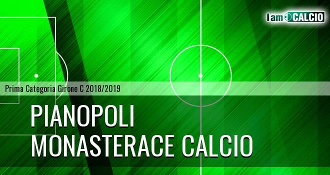 Pianopoli - Monasterace Calcio