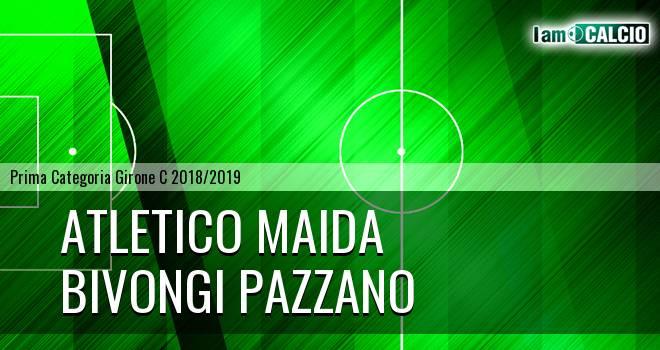 Atletico Maida - Bivongi Pazzano