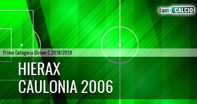 Hierax - Caulonia 2006