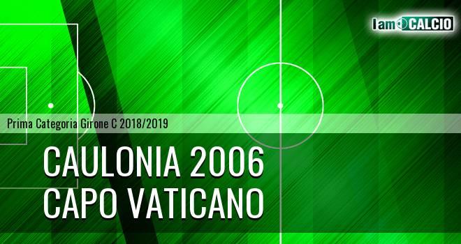 Caulonia 2006 - Capo Vaticano