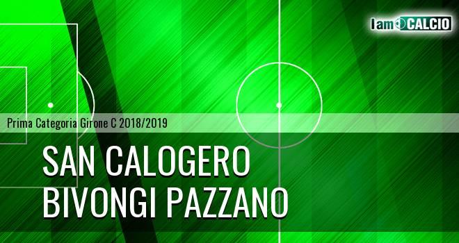 San Calogero - Bivongi Pazzano