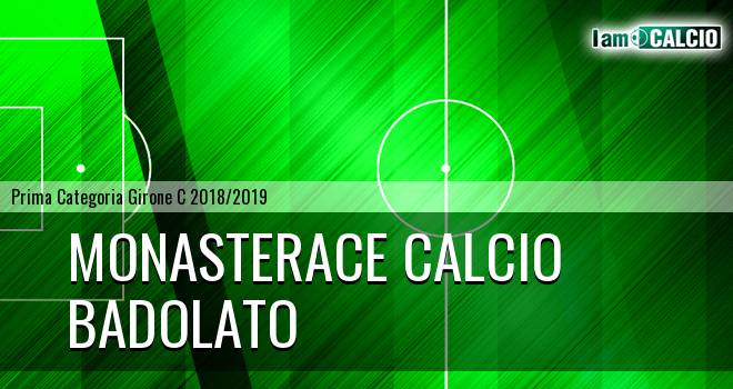 Monasterace Calcio - Badolato