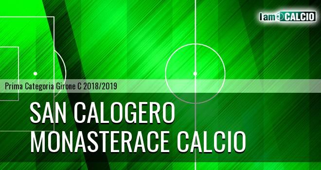 San Calogero - Monasterace Calcio