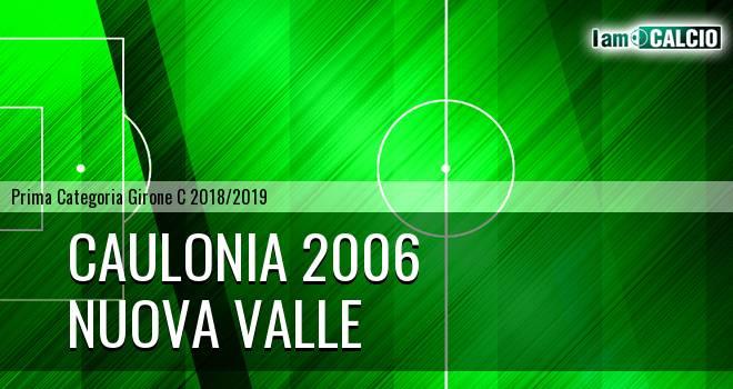 Caulonia 2006 - Nuova Valle
